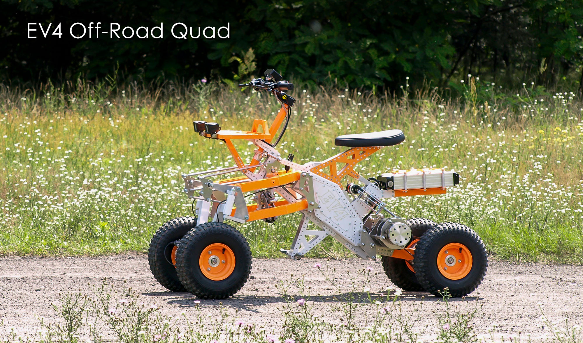 Ev4 Off Road Quad